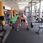 PERSONAL GOALS OF WEIGHTLIFTING