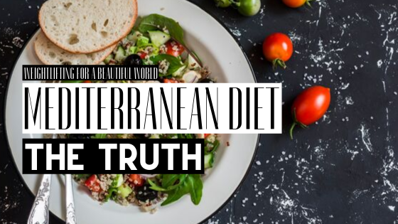 MEDITERRANEAN DIET-THE TRUTH
