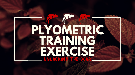 PLYOMETRIC TRAINING EXERCISE-UNLOCKING THE DOOR