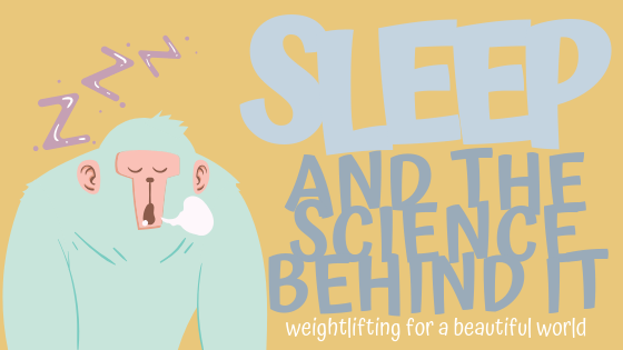 SLEEP-AND THE SCIENCE OF IT