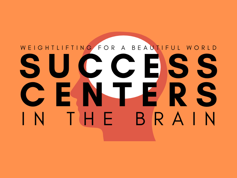 SUCCESS CENTERS-IN THE BRAIN