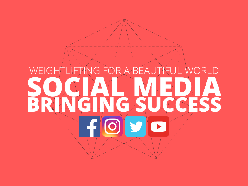 SOCIAL MEDIA BRINGING SUCCESS