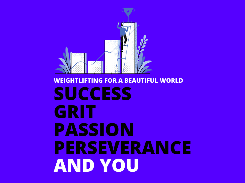 SUCCESS-GRIT-PASSION-PERSEVERANCE AND YOU