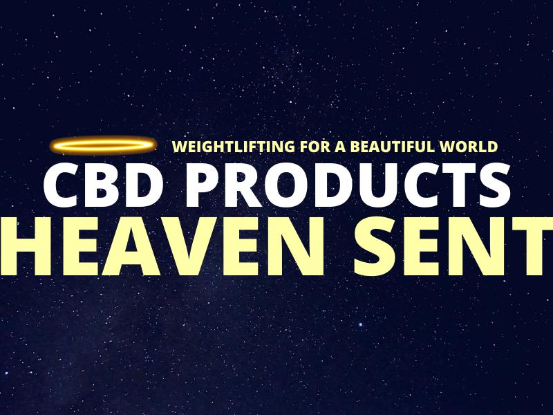 CBD PRODUCTS-HEAVEN SENT