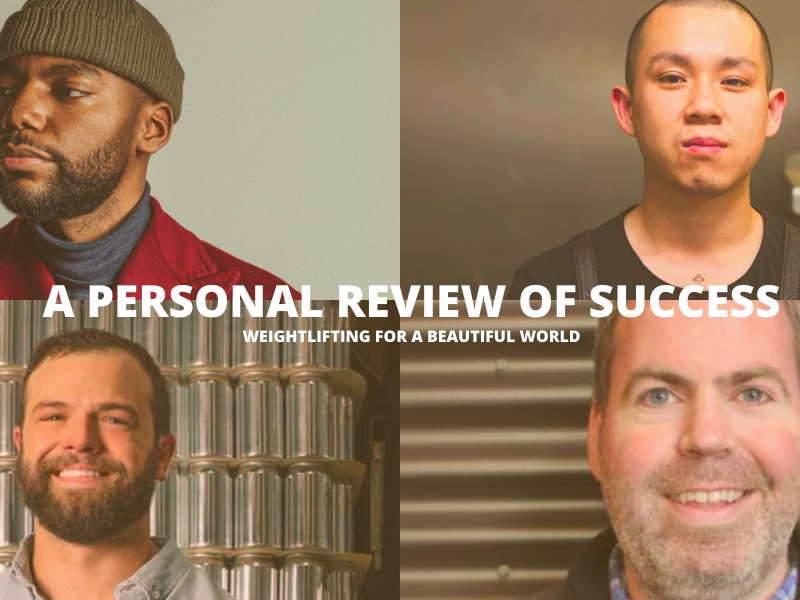 A PERSONAL REVIEW OF SUCCESS