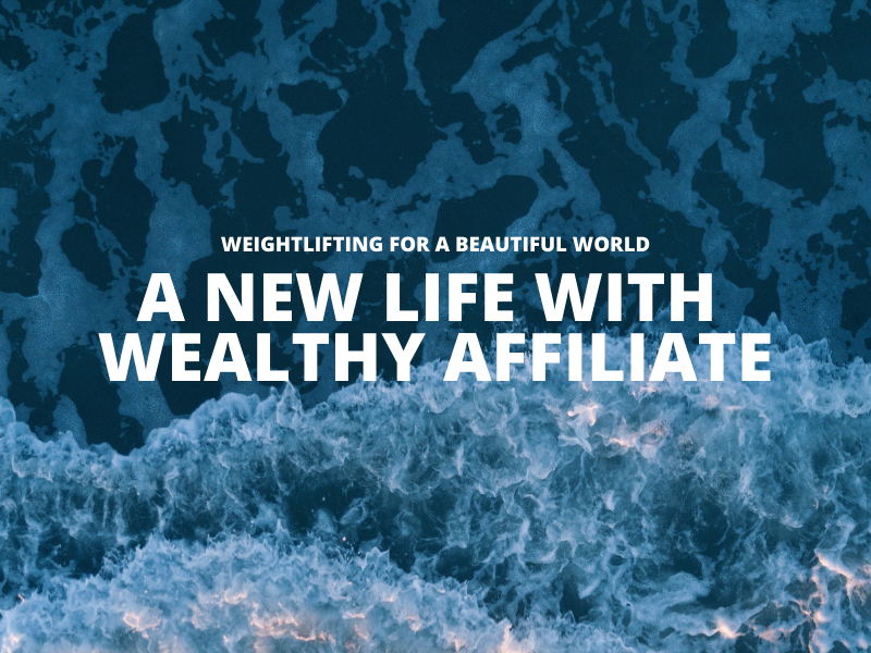A NEW LIFE WITH WEALTHY AFFILIATE
