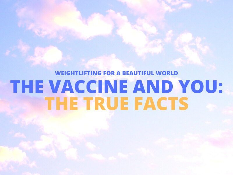 THE VACCINE AND YOU-THE TRUE FACTS